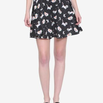 Rick And Morty Void Cats Skirt