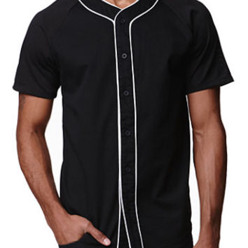 On The Byas Baseball Jersey at PacSun.com