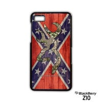 Confederate Flag for Blackberry Z10/Q10 phonecases