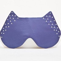 Satin Sleep Mask Cat. Many color variations