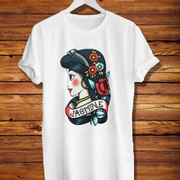 Jasmine Princess T-Shirt, Disney Princess Woman T-Shirt (Color Available)