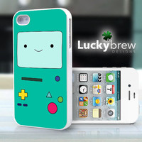 iPhone 4 4s Hard Case - Beemo BMO Adventure Time - Phone Cover