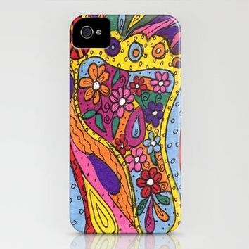 Walk for Peace iPhone Case by Rosie Brown | Society6