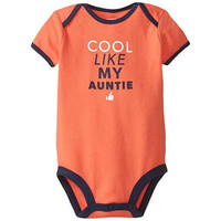 Carters Slogan Bodysuit Cotton Baby Boy One-Piece