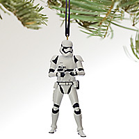 Stormtrooper Sketchbook Ornament - Star Wars