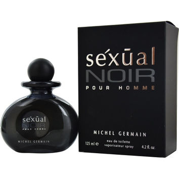 SEXUAL NOIR by Michel Germain EDT SPRAY 4.2 OZ