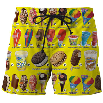 Trucked Swim Shorts