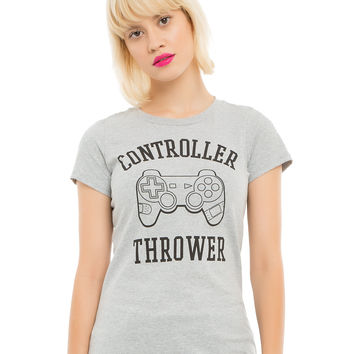 Controller Thrower Girls T-Shirt