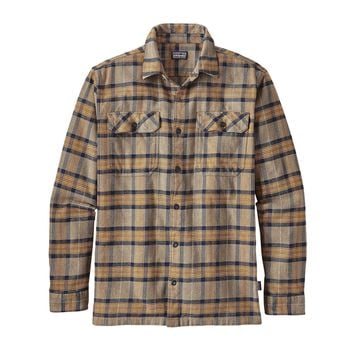 Patagonia M Fjord Flannel