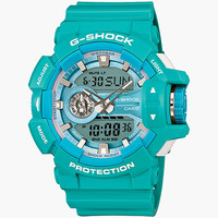 G-Shock Ga400-2A Watch Teal Blue One Size For Men 26024425101