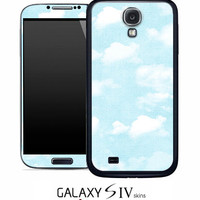 Vintage Cloudy Skin for the Samsung Galaxy S4, S3, S2, Galaxy Note 1 or 2