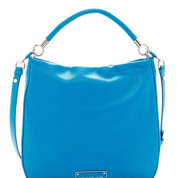 DCCKHB3 Marc by Marc Jacobs | Take Your Marc Leather Hobo