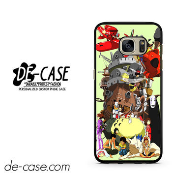 Mononoke Totoro Anime Manga DEAL-7375 Samsung Phonecase Cover For Samsung Galaxy S7 / S7 Edge