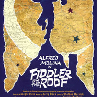 Fiddler on the Roof 11x17 Broadway Show Poster