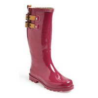 Chooka Top Solid Tall Rain Boots - Women's at City Sports