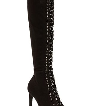 Women's Jeffrey Campbell 'Bisset' Lace-Up Boot,