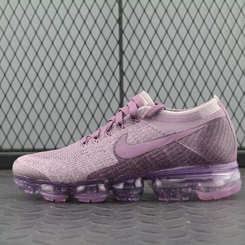 Nike Air Max Vapormax  For Women Men Running Sport Casual Shoes Sneakers Purple