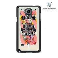 say hello to summer For Samsung Galaxy Note 3 | 4 Case