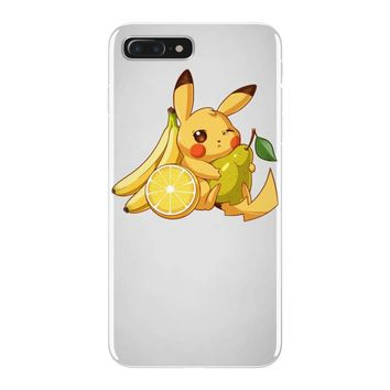 pikachu and fruits iPhone 7 Plus Case