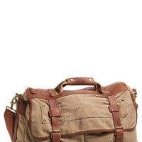 Men's Rawlings Cotton & Linen Duffel Bag
