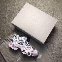 LMFES5 Reebok Instapump Fury Vetements Doodle BS7031