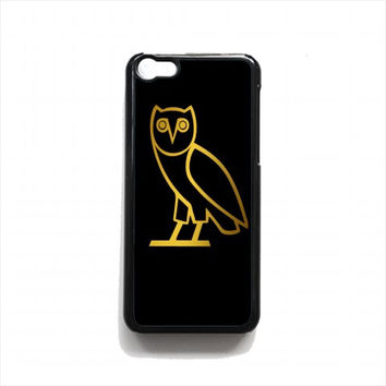 OVOXO Hoodie, Owl For iphone 5c case