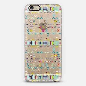celebration weave transparent iPhone 6s case by Sharon Turner | Casetify