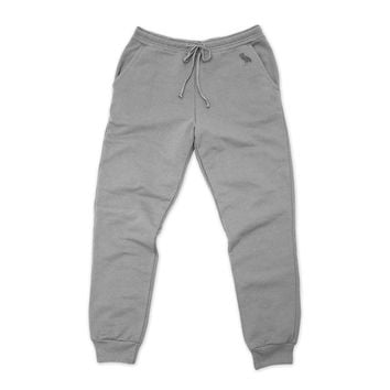 TONAL OWL PATCH SWEATPANT | October's Very Own