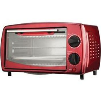 Brentwood Appliances TS-345R 4-Slice Toaster Oven