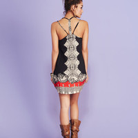 Bohemian Nights Slip Dress | Wet Seal