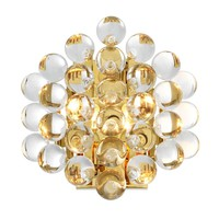 Gold Wall Lamp | Eichholtz Mylo