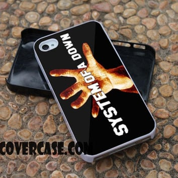 System Of A Down1 case for iPhone 4/4S/5/5S/5C/6/6+ case,samsung S3/S4/S5 case,samsung note 3/4 Case