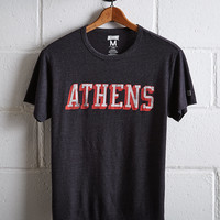Tailgate Men's Georgia Bulldogs Athens T-Shirt, Charcoal