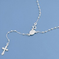 Sterling Silver Rosary