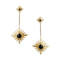 ASOS Sun Burst Earrings