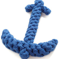 Got All the Anchors Pet Toy