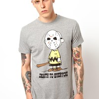 Trainerspotter | Trainerspotter Charlie T-Shirt at ASOS