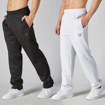 2017 summer new Gym Fitness Men and women Sports  training pants  couple running trousers