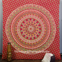 Tapestry Wall Hanging, Mandala Tapestries, Hippie Tapestries, Bohemian Tapestries, Dorm Tapestry Decor, Indian Tapestries, Beach Sheet