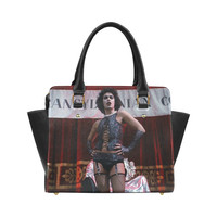 Rocky Horror Picture Show Leather Shoulder Bag