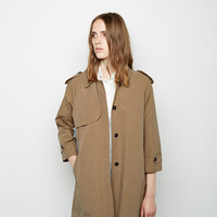Blanket Lined Trench by Band of Outsiders