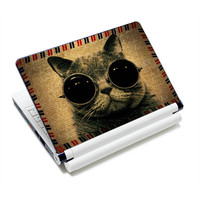 "12"" 12.6"" 13"" 13.3"" 15"" 15.4"" Notebook Laptop Skin Netbook Sticker Cover Decel computer skin for Mac, acer ,ASUS"