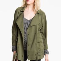 Women's Current/Elliott 'The Infantry' Army Jacket,