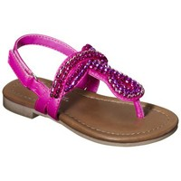 Toddler Girl's Cherokee® Jumper Sandal - Pink