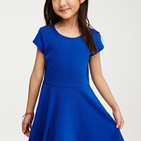 Classic Knit Skater Dress (Kids)