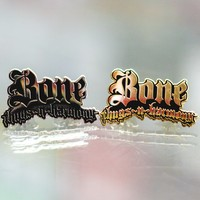 The Life — Bone Thugs and Harmony Metal Pins