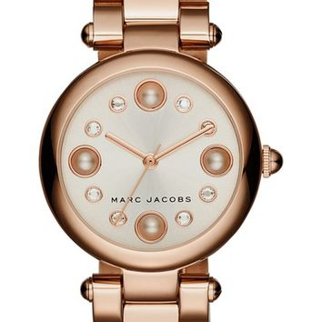 MARC JACOBS Dotty Bracelet Watch, 34mm | Nordstrom