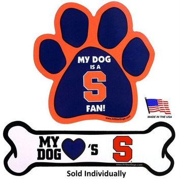 DCCKSX5 Syracuse Orange Car Magnets