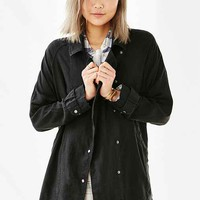 BDG Drapey Trench Coat