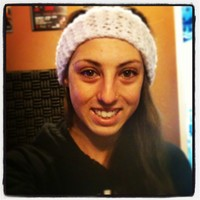 White Knit Headband from Diamond Life Boutique